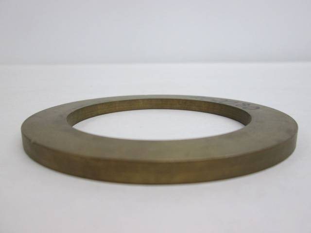 HAMBA 3005 BRASS SPACER RING 2-3/8X3-3/8X3/16IN D330176
