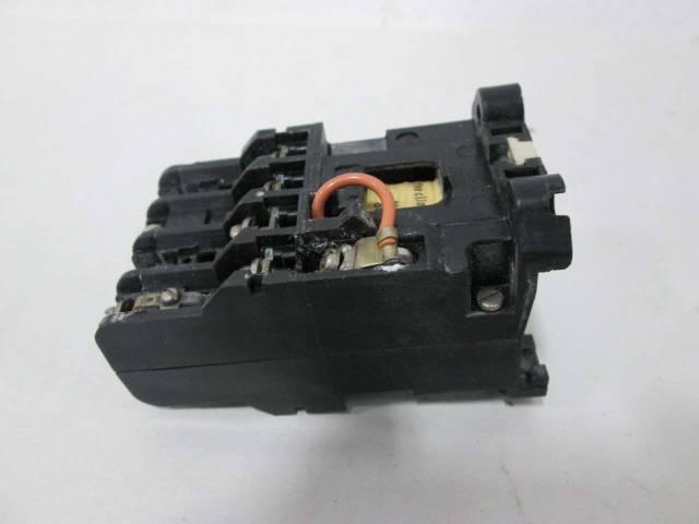 KLOCKNER MOELLER DIL00-41/C 110V-AC 4KW 20A AMP CONTACTOR D339758