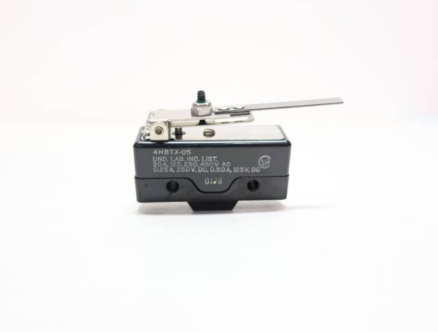 UNIMAX SWITCH 4HBTX-05 480V-AC LIMIT SWITCH