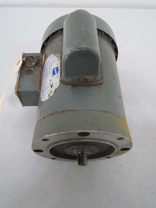 Doerr Lr22132 Ac 1 2hp 3450rpm H56hcz 1ph Electric Motor