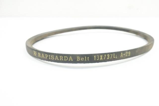 RAPISARDA A-29 737MM X 13MM V-BELT D630293
