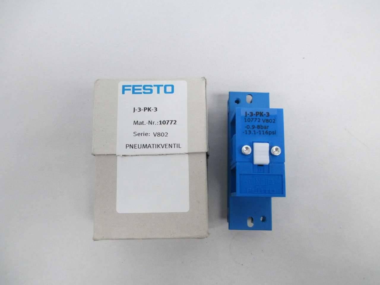 Festo JD-5-PK-3  Luftimpulsventil                                        E156//19