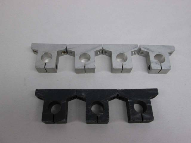 LOT 7 NEW THOMSON ASB-12-XS SHAFT SUPPORT BLOCK 3/4 IN ID D380014