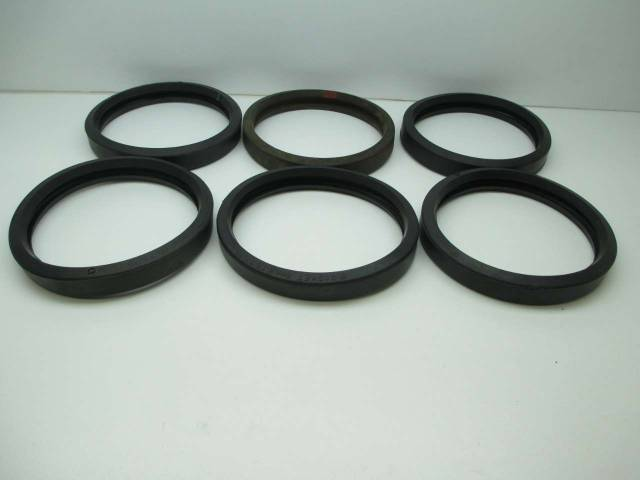 LOT 6 NEW VICTAULIC STYLE 75 77 78 8IN GASKET D394536