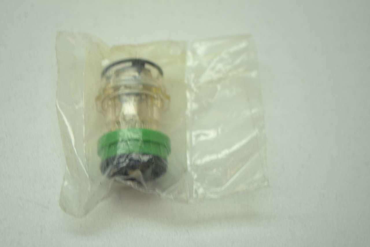 NORGREN 5055-55 Sight Feed Dome,Green