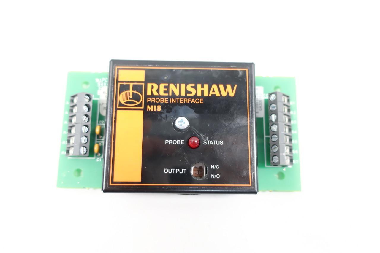 Renishaw MI8 Probe Interface Module