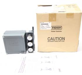 FISHER FS3582-10 PNEUMATIC VALVE POSITIONER