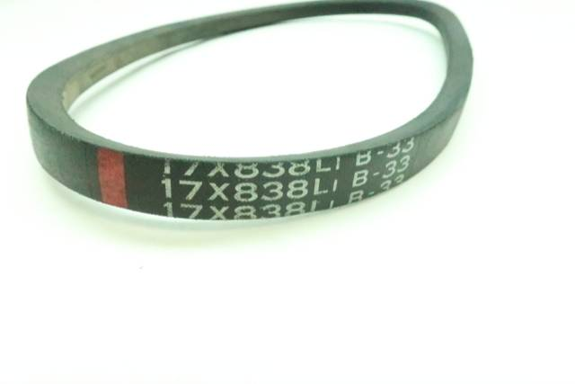MITSUBOSHI 17X838LI B-33 V-BELT 36IN X 5/8IN D630299