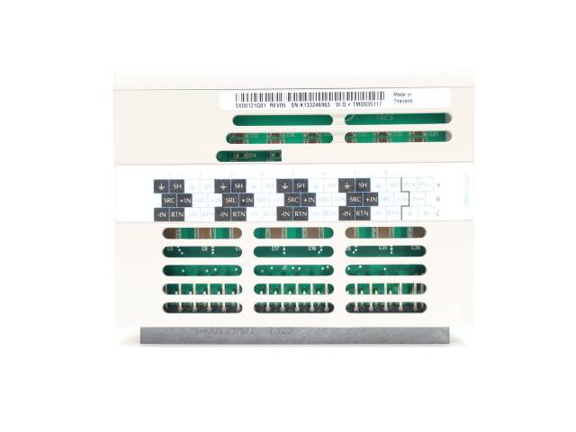 EMERSON 5X00121G01 OVATION 8 CHANNEL RTD INPUT MODULE REV 05