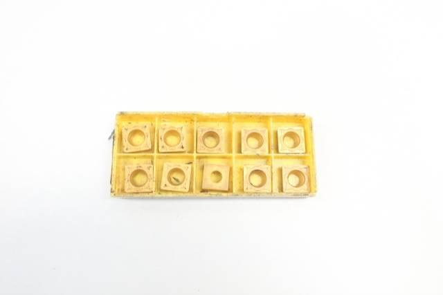 PACK OF 10 MITSUBISHI SNMG12T308PEER-JM F5010 CARBIDE INSERT