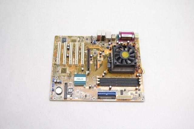ASUS K8N MOTHERBOARD SOCKET 754 AMD SEMPRON 64 3000+ 1.8GHZ D433095