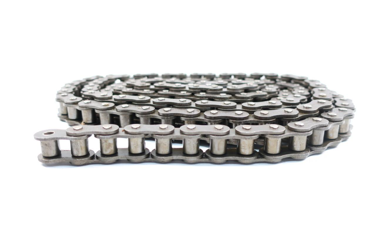 Tsubaki RS-60 Single Roller Chain 10ft 3//4in