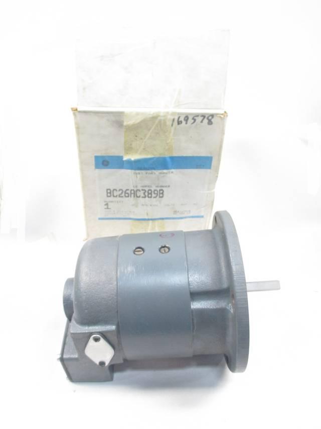 GENERAL ELECTRIC GE 5BC26AC389B 1/10HP 125V-DC 5000RPM 26 DC MOTOR D451787