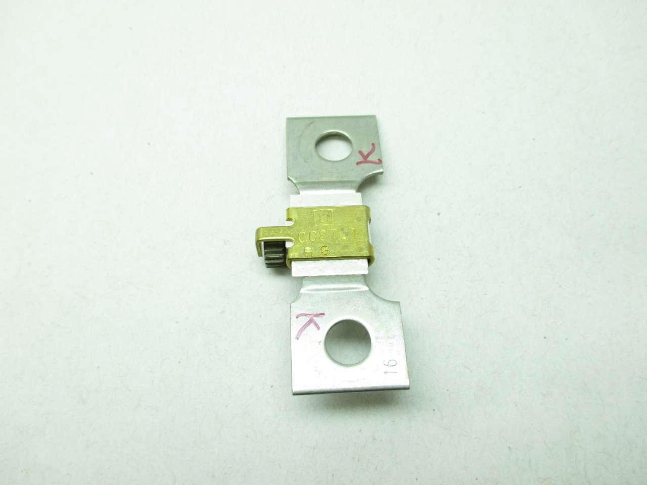 Square D CC 87.7 Overload Relay Thermal Unit Heater Element