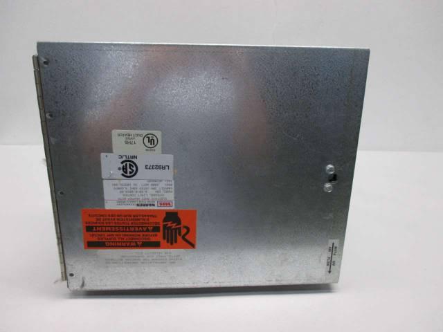 Warren Cbk Electric Duct Heater Element 480v
