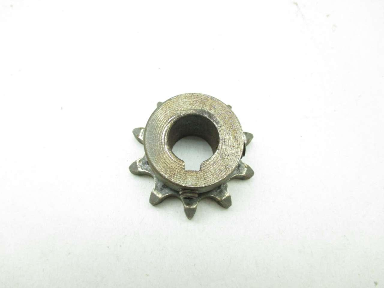 Martin 40BS10 5//8in Single Row Chain Sprocket