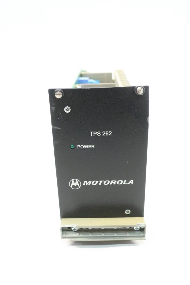 MOTOROLA TPS262 POWER SUPPLY MODULE
