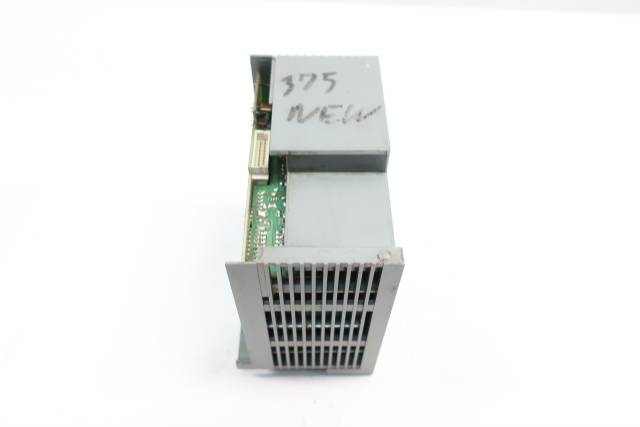 ALLEN BRADLEY 1746-P2 SLC500 POWER SUPPLY MODULE SER C