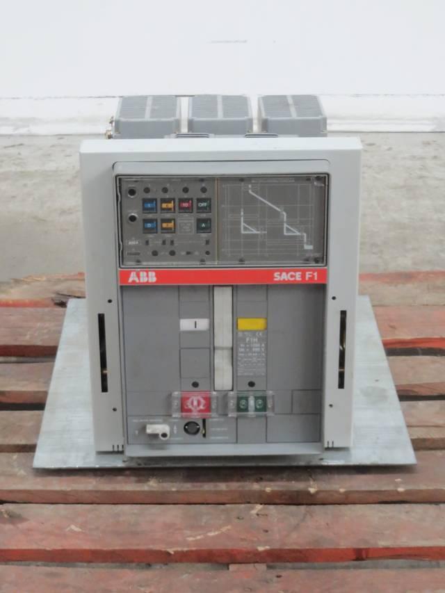 ABB F1H SACE F1 1250A AMP 690V-AC LOW VOLTAGE CIRCUIT BREAKER SWITCHGEAR  D477596