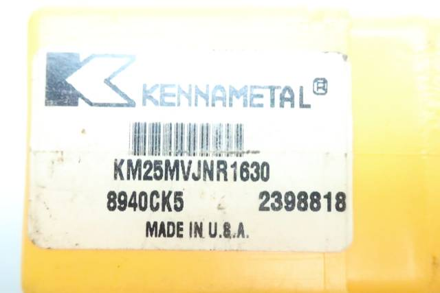 KENNAMETAL KM25MVJNR1630 CUTTING UNIT