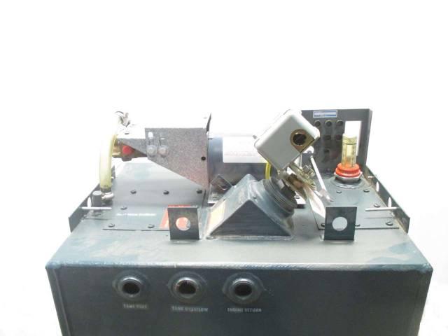 SIMPLEX SFT-50A 50GAL 1/3HP 115V-AC 1725RPM DIESEL FUEL DAY TANK D485595