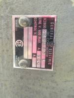 GENERAL ELECTRIC GE IC2800124A3 120V-DC 900A AMP DC CONTACTOR D497811