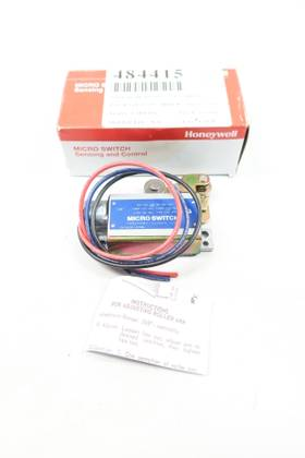HONEYWELL BZLN-2-RH 125/250/480V-AC LIMIT SWITCH