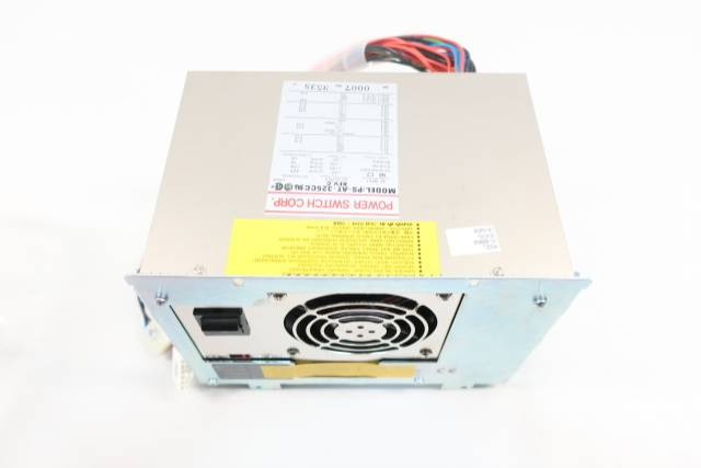 POWER SWITCH CORP PS-AT-325CC POWER SUPPLY MODULE 6.5/4A 120V-AC
