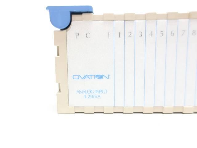 EMERSON 1C31224G01 OVATION ANALOG INPUT MODULE