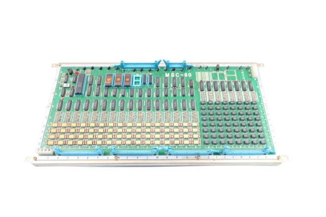 MATSUURA MSC-80 PCB CIRCUIT BOARD