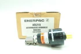 ENERPAC ACL21A 0.9IN3 1.22IN3 5000PSI HYDRAULIC ACCUMULATOR