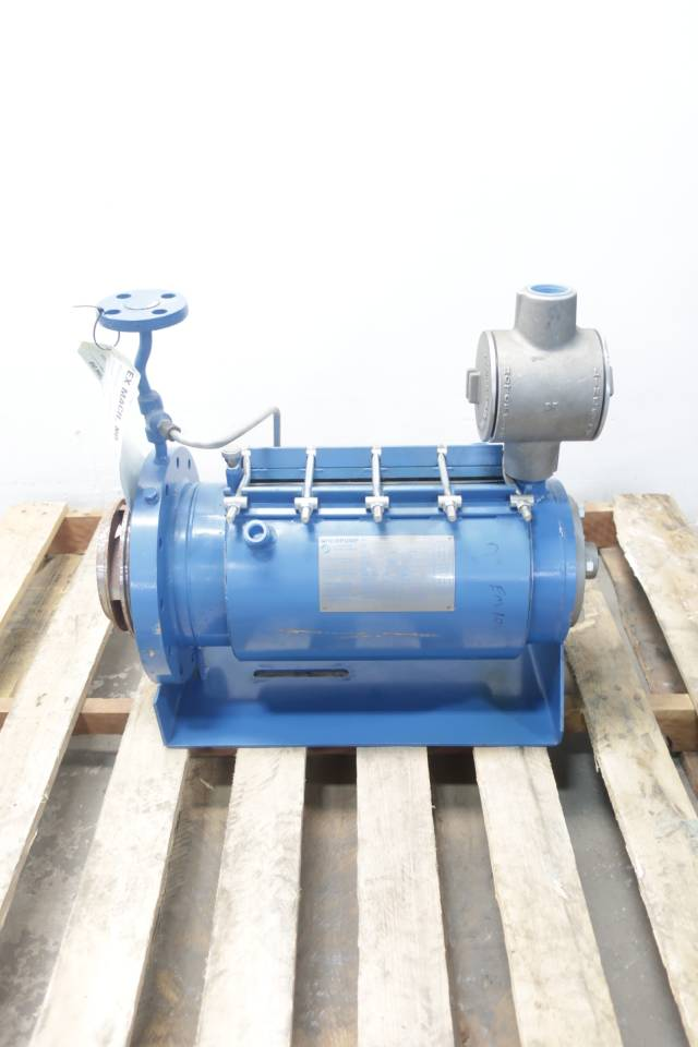 teikoku-ggt-15k-3t-chempump-canned-motor-228hp-460v-ac-other-pump
