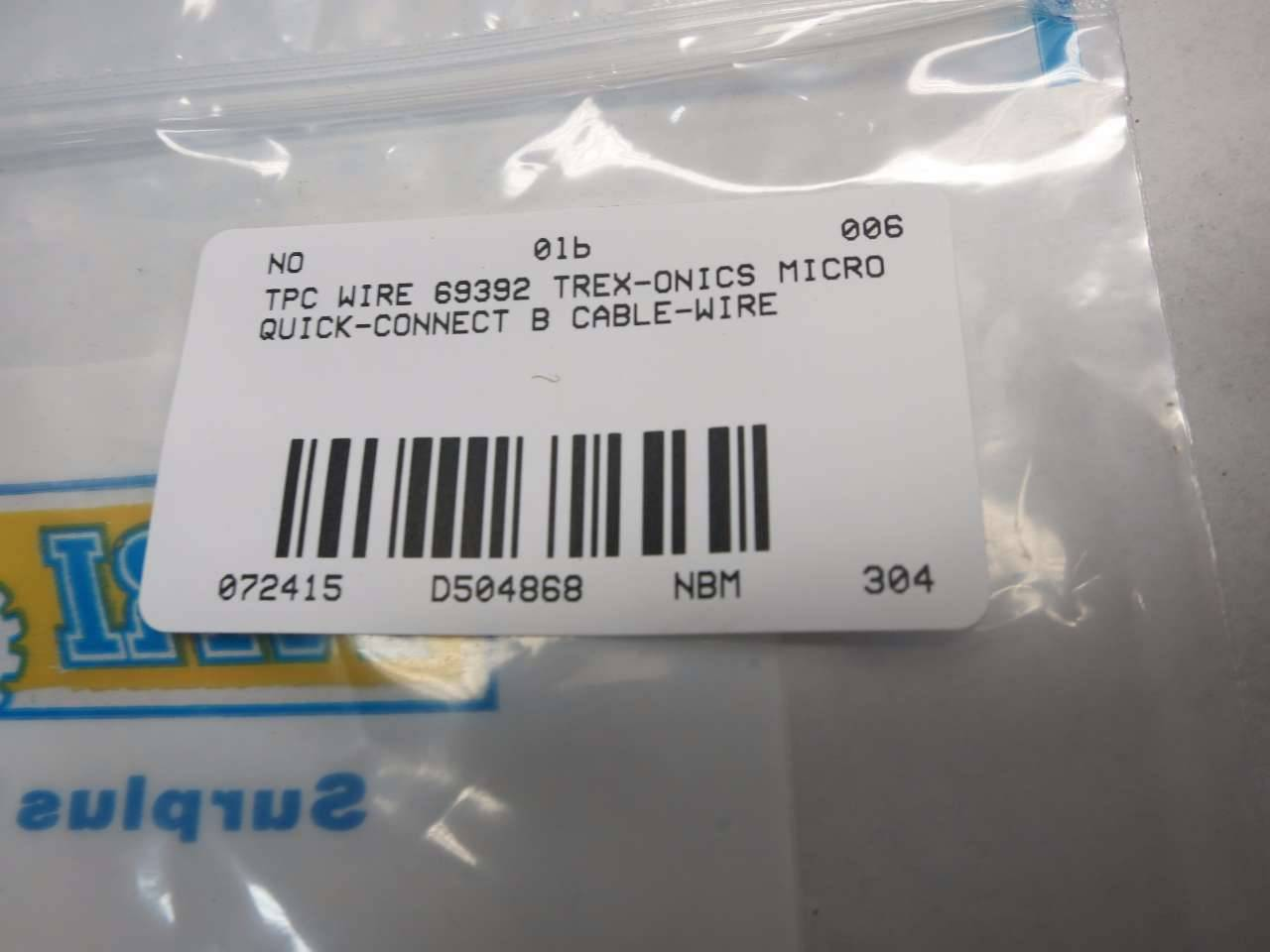 NEW IN BOX TPC WIRE /& CABLE 69392 69392