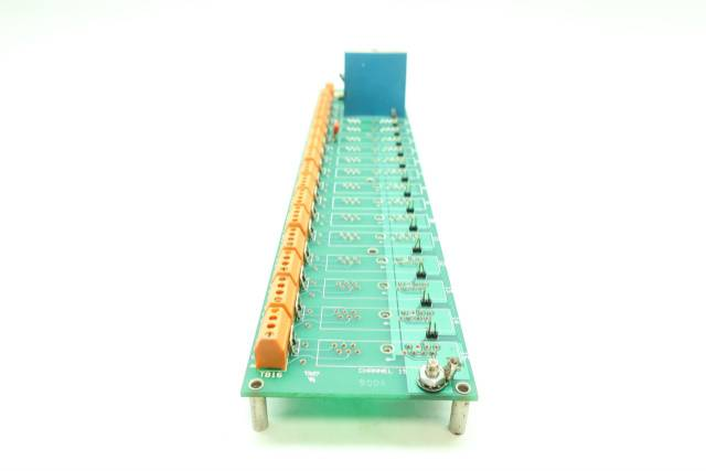 ANALOG DEVICES 5B01 16 CHANNEL BACKPLANE PCB CIRCUIT BOARD