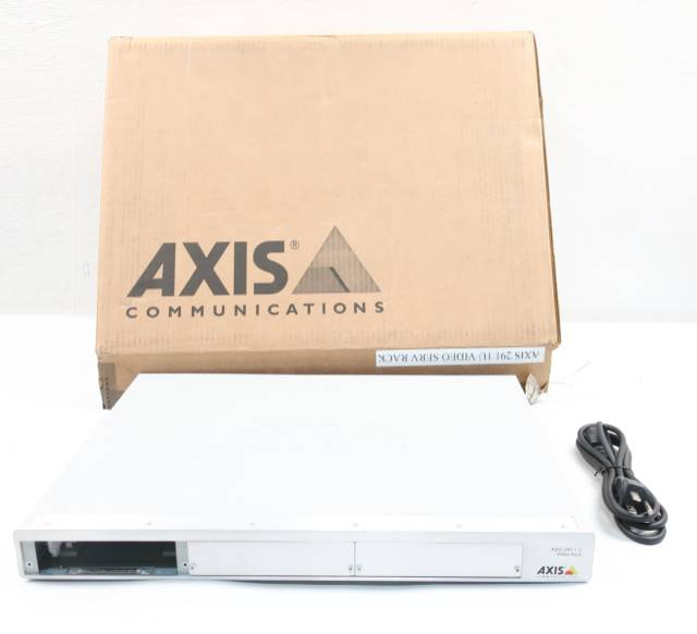 AXIS 0267-004 291 1U VIDEO SERVER RACK