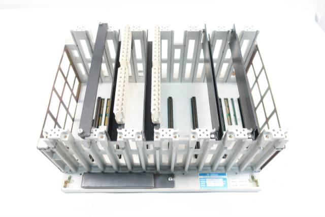 MODICON AS-H819-209 800 SERIES 7-SLOT I/O CHASSIS MODULE