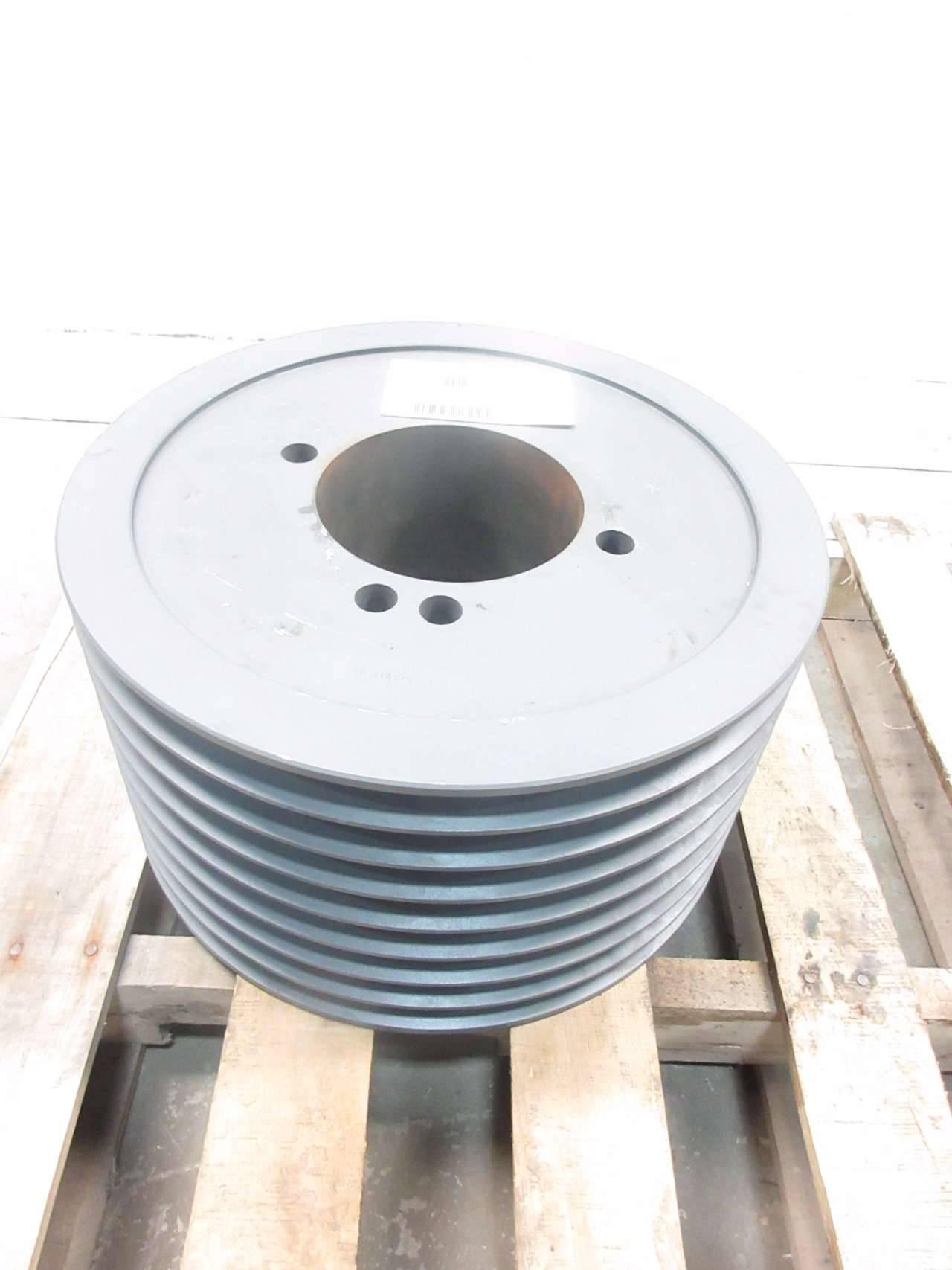 Grid DODGE 8-8V17.00-M SHEAVE 455463 Power Transmission Products ...