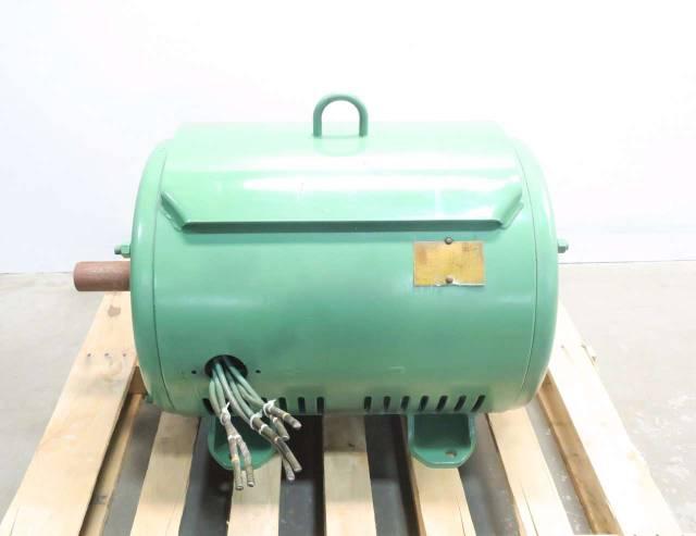 LINCOLN LINCGUARD 200HP 460V-AC 1780RPM 445TS 3PH ELECTRIC MOTOR D537312