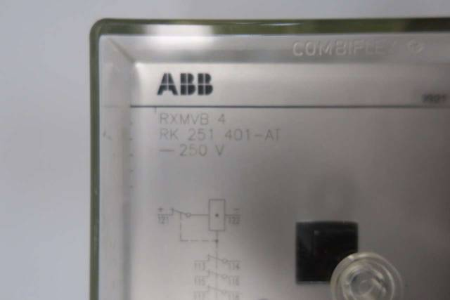 abb rxmvb wiring diagram 4 abb rxmvb 4 rk 251 401 at 250v ac relay d553337  abb rxmvb 4 rk 251 401 at 250v ac relay