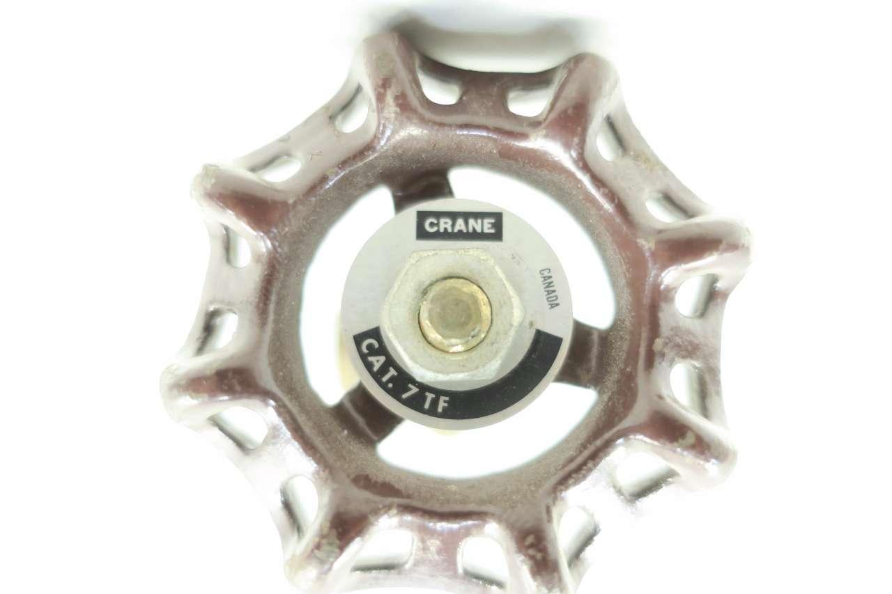 CRANE 7 TF 300 CWP 3//8 in NPT 150 Bronze Threaded Globe Valve D562943