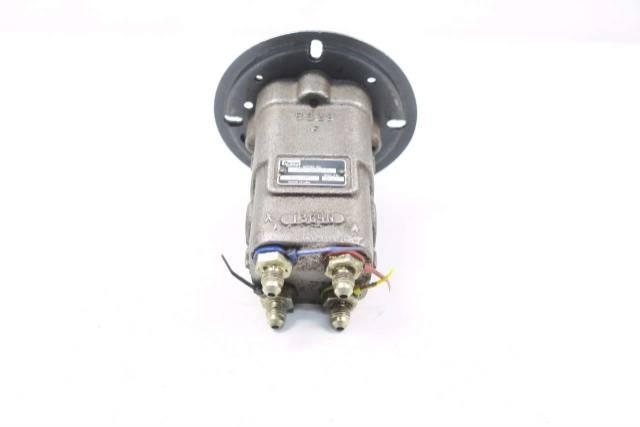 PARKER HC-200-B HYDRAULIC JOYSTICK CONTROL VALVE 500PSI D576595