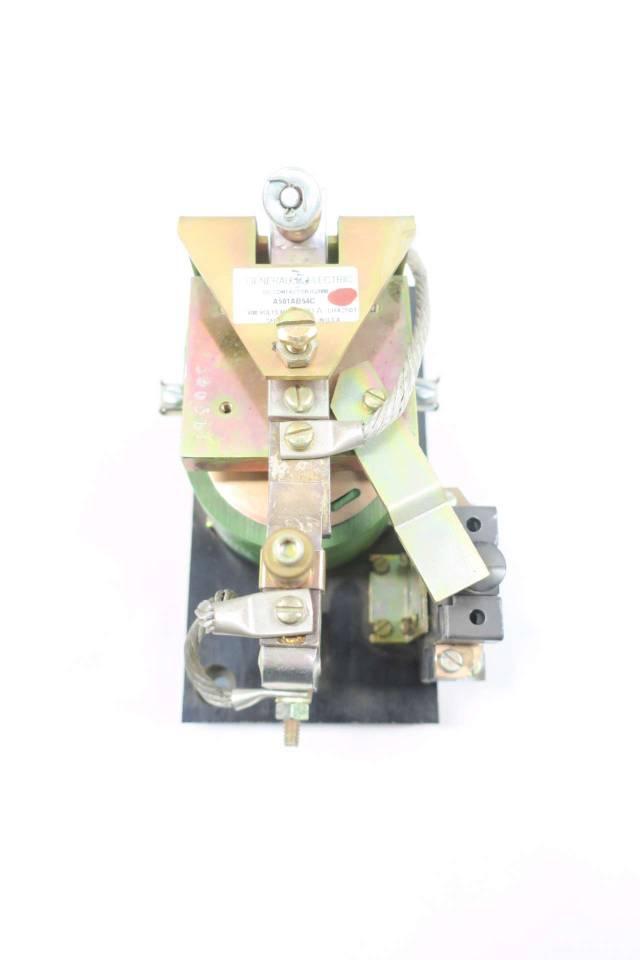 GENERAL ELECTRIC A501AB54C IC2800 250V-DC 100A DC CONTACTOR D578677
