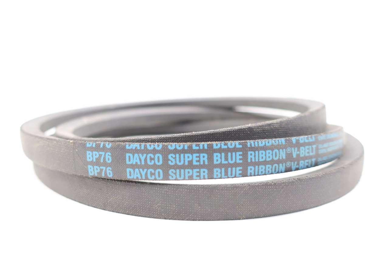 Dayco BP76 Super Blue Ribbon V-Belt