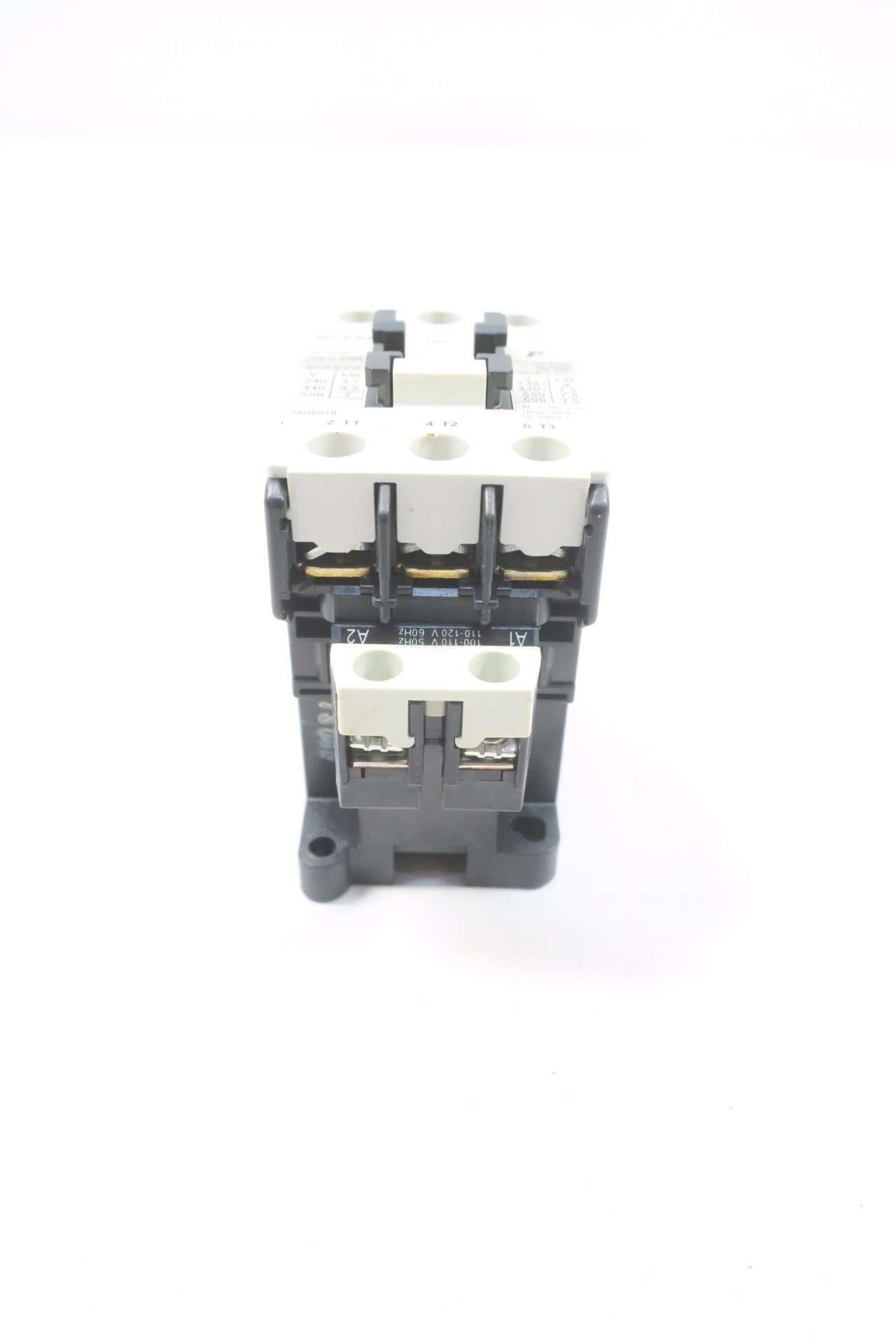 Fuji SC-E04 SE16AA Ac Contactor 120v-ac 10hp 25a Amp