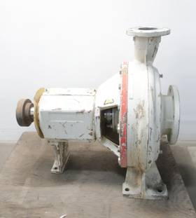 AHLSTROM APP53-100 4IN 8IN CENTRIFUGAL PUMP