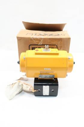 FISHER ES0100.U2A06A.19K0 116PSI PNEUMATIC VALVE ACTUATOR