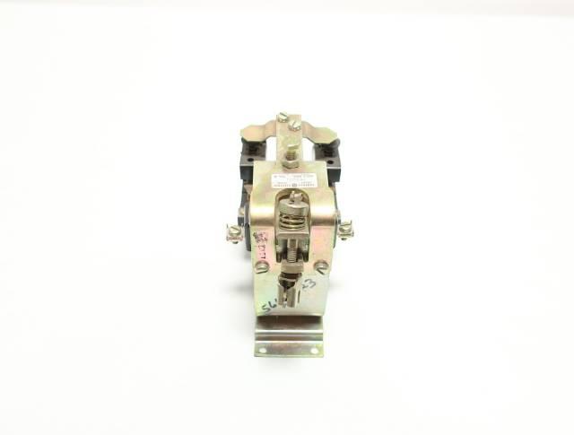 GE IC2820A100BB2J 230-250V-DC 600V-DC 10A AMP DC CONTACTOR R688885