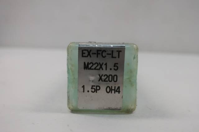 OSG EX-FC-LT PIPE TAP M22X1.5X200 1.5P OH4