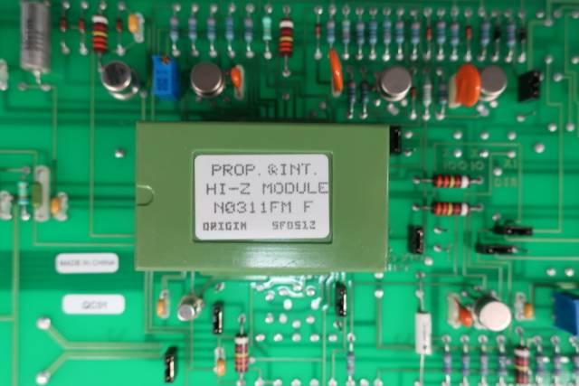 FOXBORO 2AX+A4 CONTROL BOARD MODULE