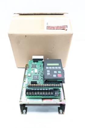 ALLEN BRADLEY 1336F-BRF30-AN-EN-HCS2 380-480V-AC 0-400HZ 0-460V-AC 3HP AC VFD DRIVE